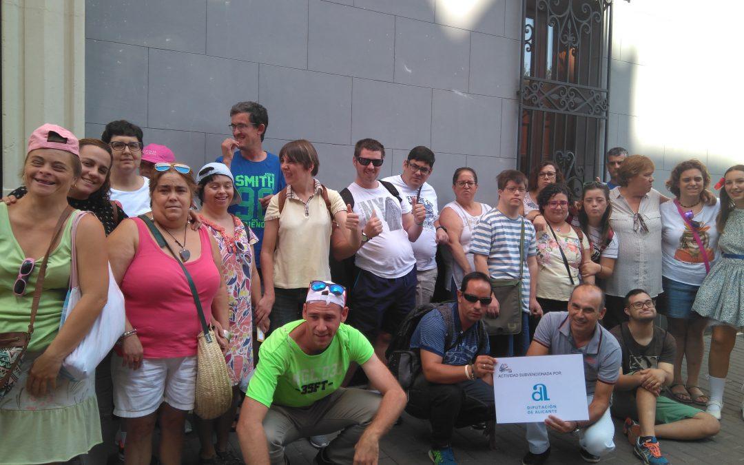 Ayuda desplazamientos de la Diputación provincial de Alicante