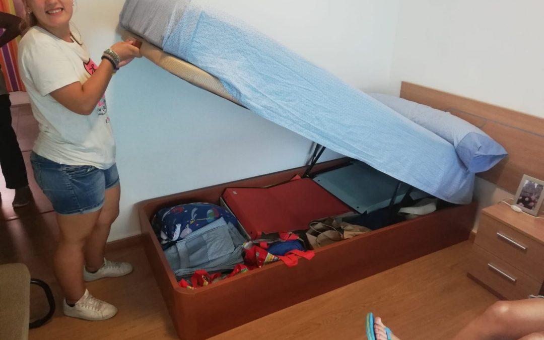 Ayuda para equipamiento de la Diputación provincial de Alicante