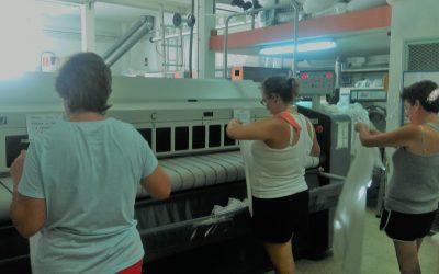 Subvención al Centro Especial de Empleo: Lavandería Industrial