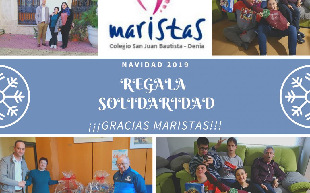 La Solidaridad del Colegio Maristas (Navidad 2019)